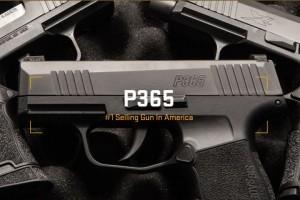 P365 #1 Selling Gun in America