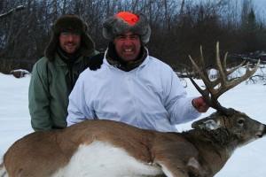 Saskatchewan-Whitetail-Hunt