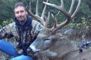 Pipe Creek Trophy Kansas Buck 3