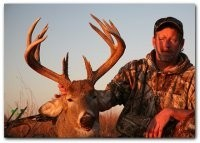 Pipe Creek Trophy Kansas Buck 5