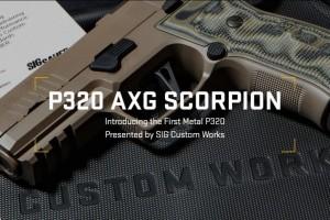 P320 AXG Scorpion