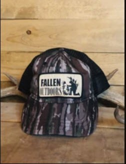 Camo snap back The Fallen Outdoors Hat