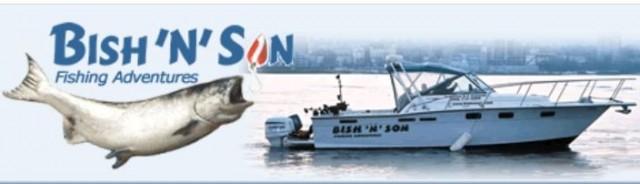 """Bish""""N""""Son Fishing Adventures"""