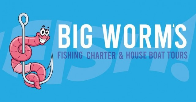 Big Worm's Fishing Charter & House Boat Tours
