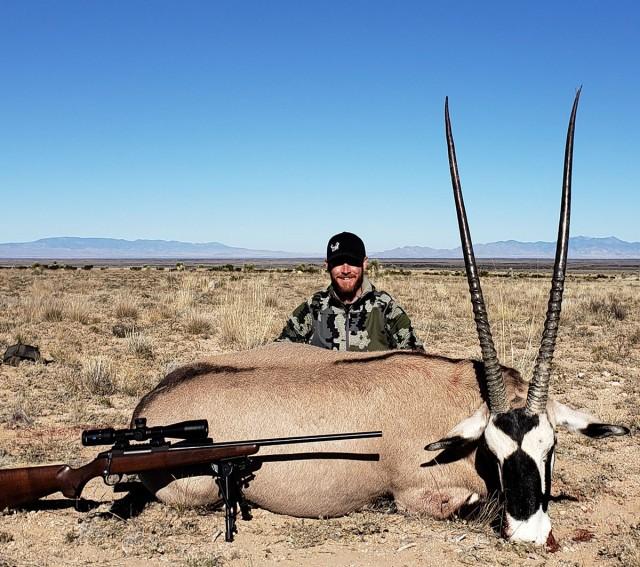 50% Off New Mexico Oryx Hunts