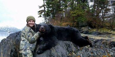 Alaska Drop Camp Black Bear Hunts - $2500-$3500